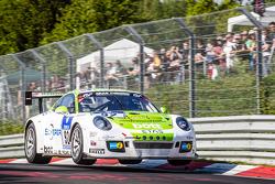 #92 Team Manthey Porsche 911 GT3 Cup MR: Christoph Breuer, Andreas Cairoli, Sven Müller, Michael Christensen