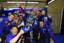 Winner Jorge Lorenzo, Yamaha Factory Racing