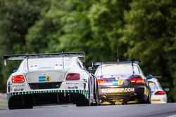 #84 Bentley Team Bentley Continental GT3: Jeroen Bleekemolen, Lance David Arnold, Christian Menzel, Christopher Brück