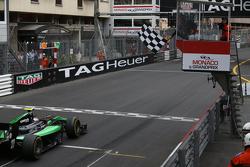 Winner: Richie Stanaway, Status Grand Prix