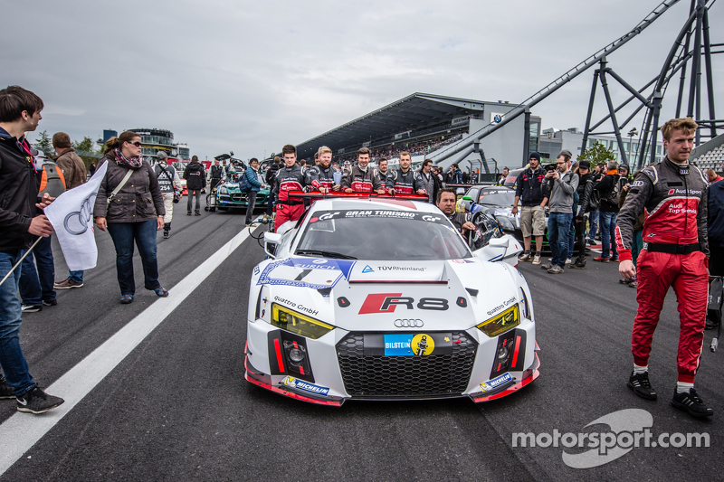 #1 Phoenix Racing Audi R8 LMS