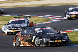 Pascal Wehrlein, Mercedes-AMG C 63 DTM and Robert Wickens, Mercedes-AMG C 63 DTM