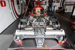日产车队22号日产GT-R LM NISMO