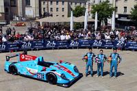 Le Mans Fotos - #29 Pegasus Racing Morgan LM P2: Ho-Pin Tung, David Cheng, Leo Roussel