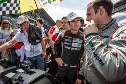 #18 Porsche Team Porsche 919 Hybrid: Romain Dumas