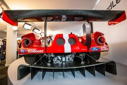 2016 GTE规则新福特将由奇普·甘纳西车队运营参加2016年勒芒24小时耐力赛