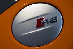 Audi R8 detail