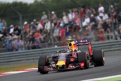 Daniil Kvyat, Red Bull Racing