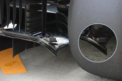 Technical analysis: Ferrari rear diffuser
