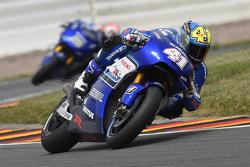 Aleix Espargaro and Maverick Viñales, Team Suzuki MotoGP