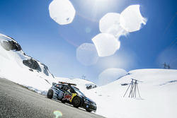 Andreas Mikkelsen and Aksel Lund Svindal in Norway