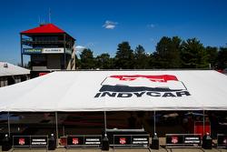 Tienda de IndyCar en Mid-Ohio