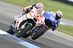 Yonny Hernandez, Pramac Racing and Maverick Viñales, Team Suzuki MotoGP
