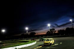 Stock Car race at the Nissan GT Academy Race Camp
