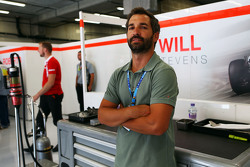 Timo Glock, Manor F1 Team guest