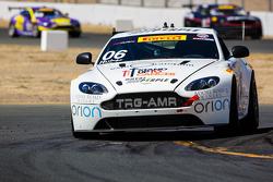 #06 TRG-AMR Aston Martin Vantage GT4: Jeff Huber