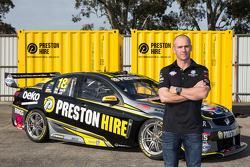 Special Sandown 500 livery for Lee Holdsworth