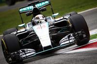 Formel 1 Fotos - Lewis Hamilton, Mercedes AMG F1, W06