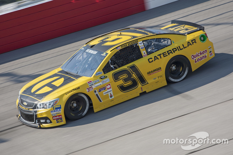 Ryan Newman, Richard Childress Racing Chevrolet at Darlington - NASCAR Sprint Cup Photos