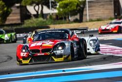 #59 TDS Racing BMW Z4: Eric Dermont, Franck Perera, Dino Lunardi