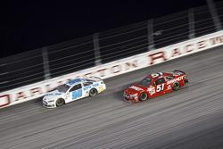 Josh Wise and Justin Allgaier, HScott Motorsports Chevrolet