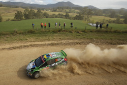 Yurii Protasov and Pavlo Cheperin, Ford Fiesta R5
