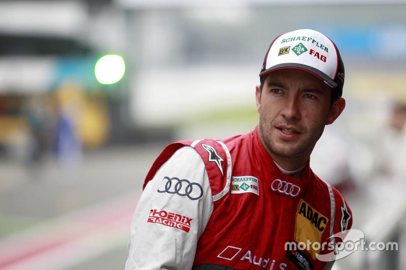 #99: Mike Rockenfeller (Audi)
