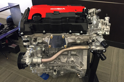 The Honda engine to be used in the new F4 United States Championship