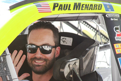Paul Menard, Richard Childress Racing Chevrolet visits Martinsville Speedway