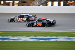 Mike Harmon and Matt Kenseth, Joe Gibbs Racing Toyota