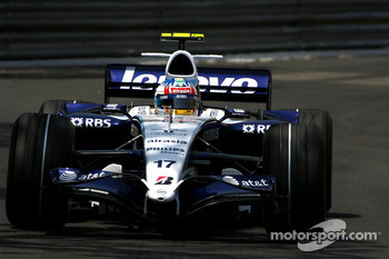 Alexander Wurz, Williams F1 Team, FW29