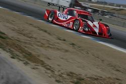 #11 SAMAX Motorsport Pontiac Riley: Ryan Dalziel, Patrick Carpentier