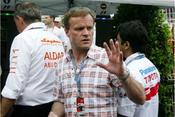 Tommi Makkinen, Former World Rally Champion