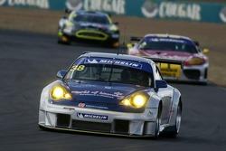 David Wall (Porsche GT3 RSR)