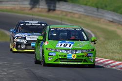 #181 H&R Spezialfedern Honda Civic 1.8: Joachim Steidel, Hisanao Kurata