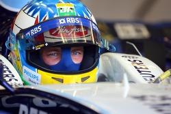 Alexander Wurz, Williams F1 Team , Pitlane, Box, Garage