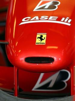 Feature of a Ferrari Nose