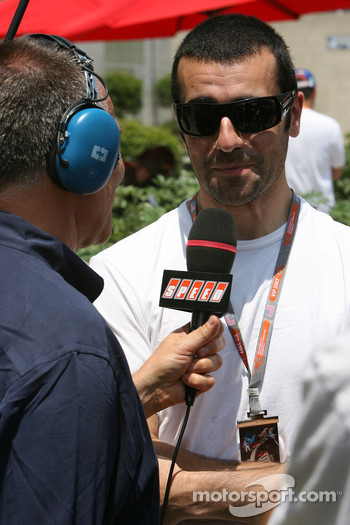 Dario Franchitti, Winner of the Indy 500 2007