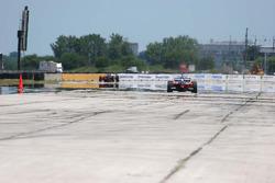 Runways make huge straights at Cleveland