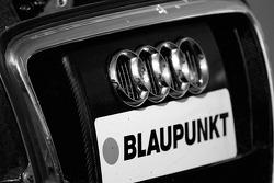 Detail of an Audi A4 DTM