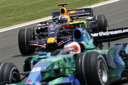 David Coulthard, Red Bull Racing, RB3, Rubens Barrichello, Honda Racing F1 Team, RA107