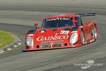 #99 Gainsco/ Bob Stallings Racing Pontiac Riley: Jon Fogarty, Alex Gurney