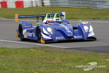 #18 Rollcentre Racing With Deutsche Bank X-markets Pescarolo - Judd: Joao Barbosa, Stuart Hall, Martin Short