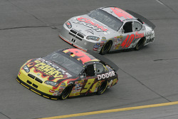 Kasey Kahne and David Stremme