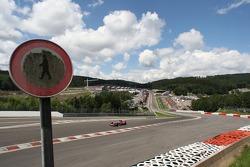 Eau Rouge, Lewis Hamilton, McLaren Mercedes