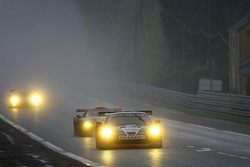 #70 PSI Experience Corvette C6.R: David Halliday, Claude-Yves Gosselin, Philip Peter