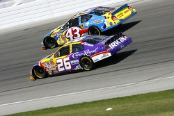 Jamie McMurray and Bobby Labonte