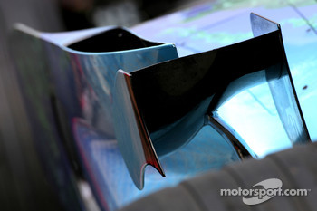 Honda Racing F1 Team wing detail