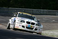 #263 Motorsport Arena Oschersleben BMW 120d: Stian Sorlie, Jörg Viebahn, Kai Riemer, Torsten Schubert