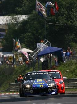 #108 Andreas Mäder Honda S2000: Andreas Mäder, Reinhold Renger